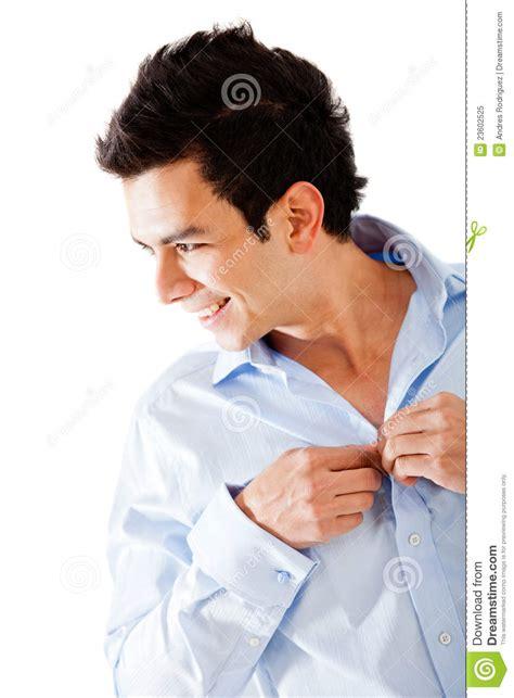 man  dressed stock image image  latin isolated