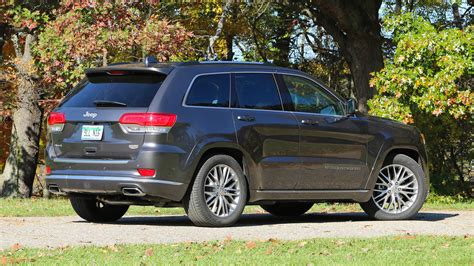 jeep grand cherokee summit review photo gallery