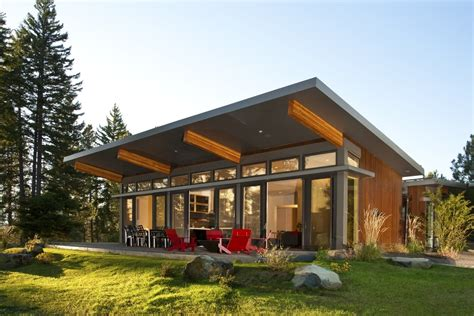 Prefabricated Home : Stillwater Dwellings Prefab Homes
