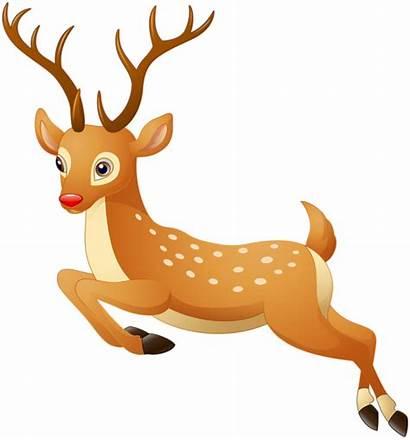 Reindeer Rudolph Clip Clipart Christmas Transparent Yopriceville