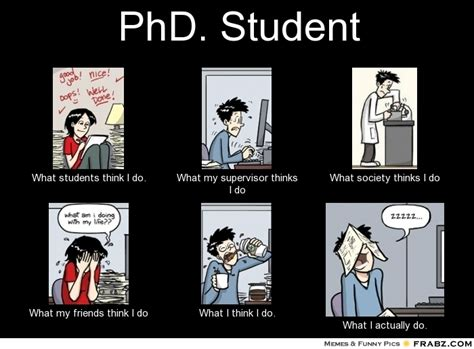 Phd Memes - trials and tribulation of life