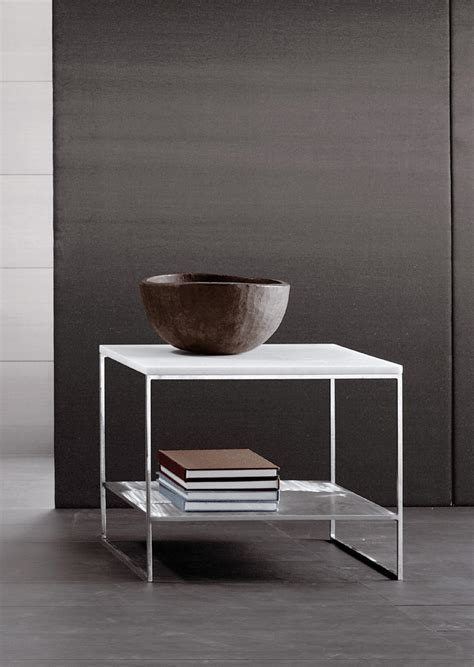 Calder Side Table   Designed by Rodolfo Dordoni, Minotti