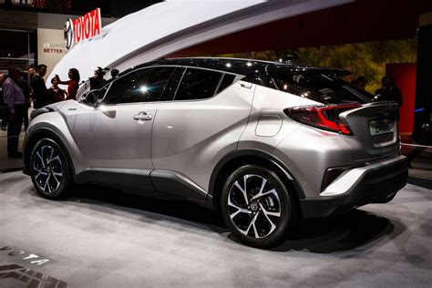 crossover toyota toyota 39 s new c hr is the small crossover you 39 ve been