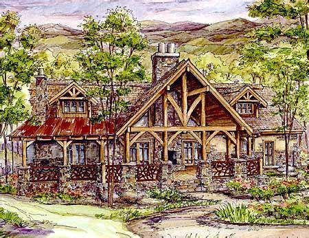 log floor plans plan 13322ww log cabin retreat with catwalk foyers