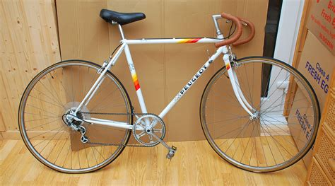 Vintage Peugeot Road Bike by Bought Vintage Peugeot Bike For 50 New Tires 100