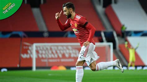 Man Utd player ratings vs Istanbul Basaksehir as Bruno ...