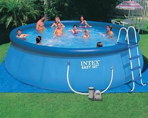 Easy Set Pool : intex 18 x 48 easy set swimming pool 1 000 gph pump and accessories included ~ Orissabook.com Haus und Dekorationen