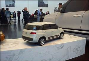 Prix Fiat 500 Xl : fiat 500xl vous allez tre heureux elle sera au mondial de l 39 automobile blog automobile ~ Gottalentnigeria.com Avis de Voitures