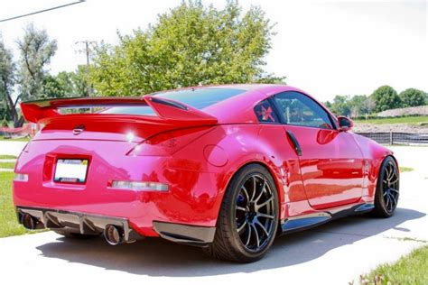 08 Nogaro Red 350z