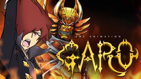 Garo Anime Wallpaper - garo anime wallpaper gold armor pictures www