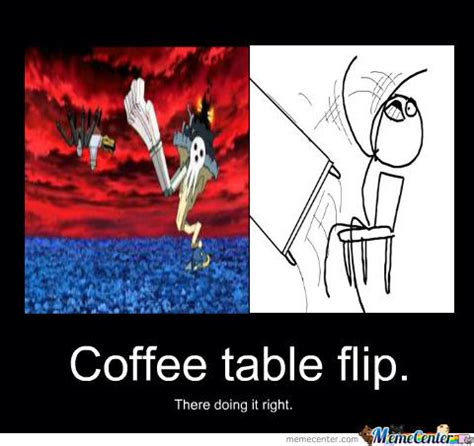 Spiderman Table Meme - coffee table flip by aizendaryll sulague meme center