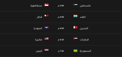 حيث سيتم حجز 13 مقعدا في البطولة النهائية متاحة لفرق الاتحاد الأوروبي لكرة القدم. جدول مباريات تصفيات كاس العالم اسيا 2020 - موسوعة