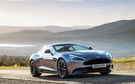 2015 Aston Martin Vanquish Wallpaper