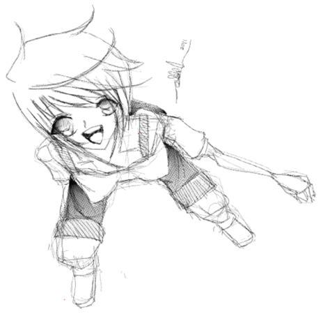 Advanced Manga Drawing Hight Perspective Drawing