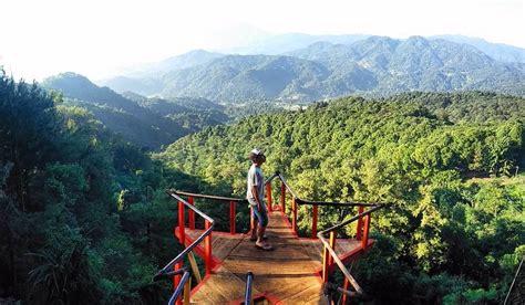 rumah pohon pabangbon destinasi wisata kekinian  bogor