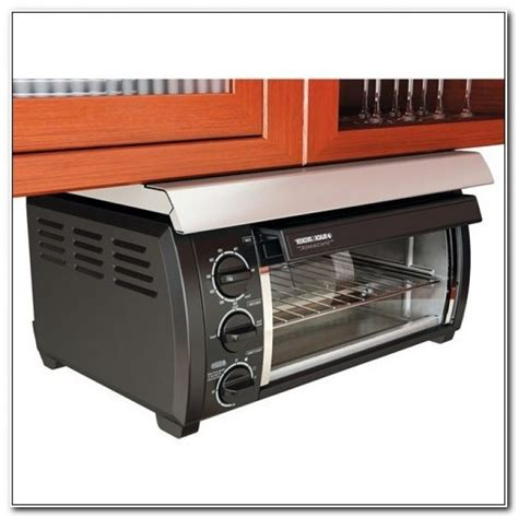Cabinet Mounted Toaster Oven - cabinet toaster oven mounting kit cabinet home