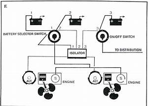 battery selector switch wiring diagram twin engines With room with a switch wiring together with battery wiring diagram as well