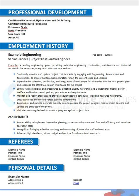 Professional Resumes Perth by Professional Resume Perth Best Resume Service Warehouse