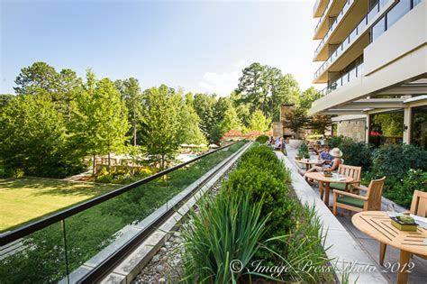 Deck Restaurant Cary Nc by The Umstead Hotel And Spa In Cary Nc And Herons