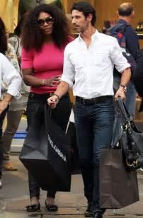 Serena Williams Boyfriend