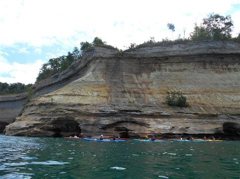 Best Pictured Rocks Boat Tour by Bridalveil Falls Pictured Rocks National Lakeshore