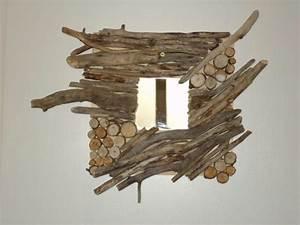 Cadre En Bois Flotté : cadre en bois flott cr ations home d co et miroir de ardoisienne n 4133 vue 4552 fois ~ Teatrodelosmanantiales.com Idées de Décoration