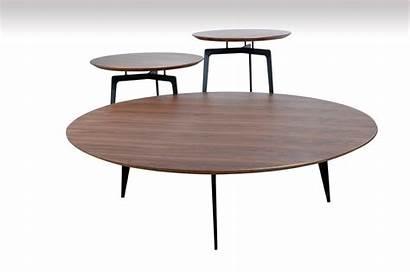 Coffee Table Walnut Modern Tables Jetson Modrest