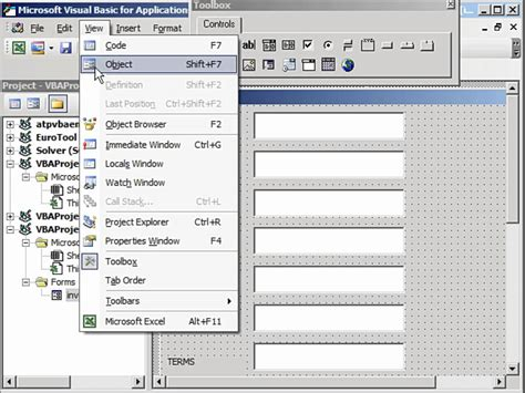 how to make a template create invoices using template with user form in excel