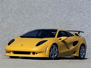 Old Concept Cars: Lamborghini Cala Concept