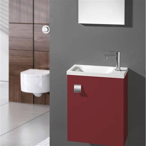 meuble lave mains avec miroir n 176 3 coin d o leroy merlin
