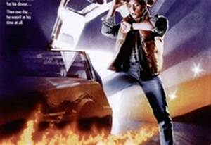 back to the future movie posters michael j fox marty mcfly ...