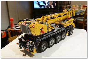 Lego 42009 Alternative Model Instructions  Cranetruck C