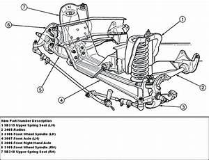 Diagram  Ford F 350 Front Suspension Diagram