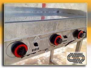 Plancha Gaz Chrome Dur : plancha chrome gaz 80cm mainho socle inox occasion vendu ~ Premium-room.com Idées de Décoration