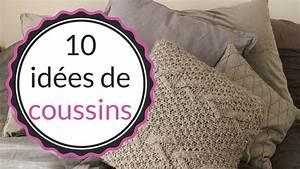 idees deco 10 coussins pour accessoiriser votre canape With tapis bébé avec coussin pour faire un canapé
