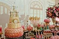 elegant party themes Elegant-Princess-Birthday-Party-via-Karas-Party-Ideas ...