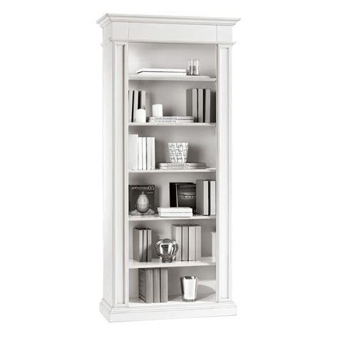 libreria legno bianco libreria in legno bianco fashion commerce