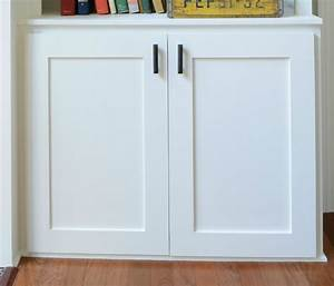 How to Build a Cabinet Door — Decor and the Dog