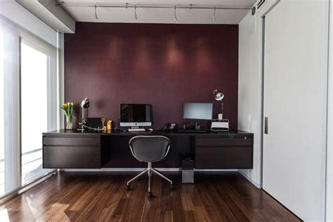 bureau couleur comment choisir la couleur des murs de votre bureau
