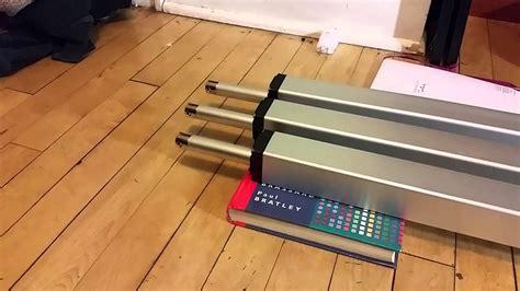 diy motorized standing desk controlling  linear