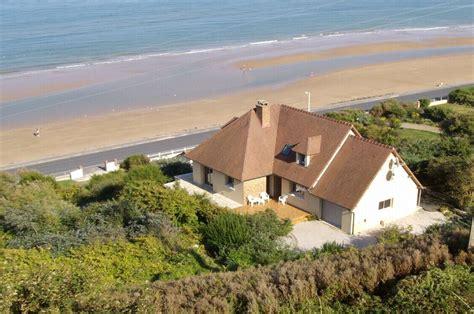 chambre d hote bord de mer normandie gite n 1113 à vierville sur mer dans le littoral et sa