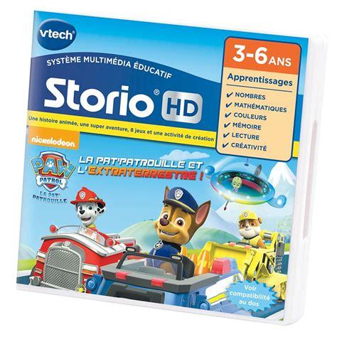 jeux de la pat patrouille jeu storio hd pat patrouille jeux 233 ducatifs pour enfants vtech jouets