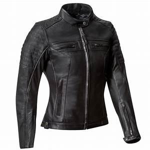 Blouson Moto Vintage Femme : blouson femme ixon torque lady cuir noir moto vintage ce ~ Melissatoandfro.com Idées de Décoration