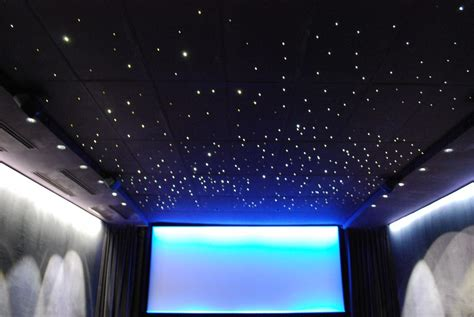 plafond étoilé chambre etoiles phosphorescentes plafond chambre maison design
