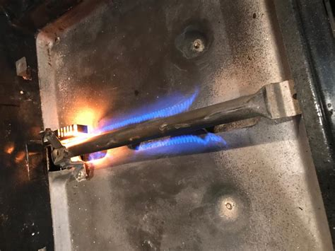 jenn airmaytag gas oven weak heating doityourselfcom community forums