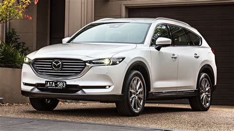 News - '19 Mazda CX-8 Brings Some Changes, And $1k-ish ...