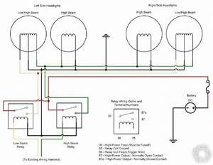Vehicle Lights Wiring From Scratch