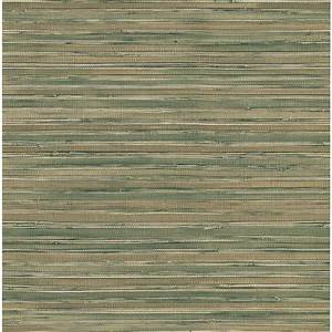 Brewster Faux Grasscloth Wallpaper