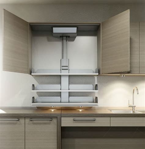 motorized kitchen cabinets 17 best images about universal design kitchens on 4292