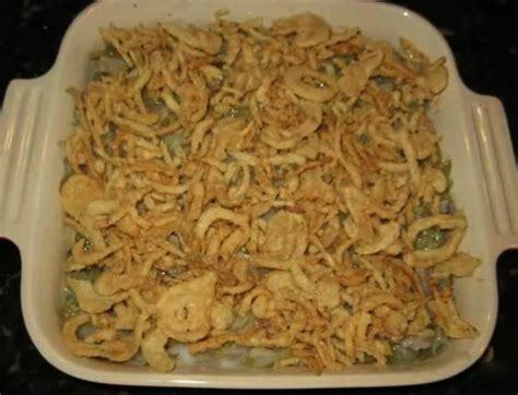 original green bean casserole recipe foodcom